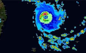 """CILIDA analysé en """"super cyclone"""" par la Navy"""