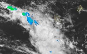 Des averses possibles ce soir sur l'ouest et le sud de la Réunion