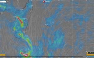 Réunion/Maurice: les pluies s'annoncent