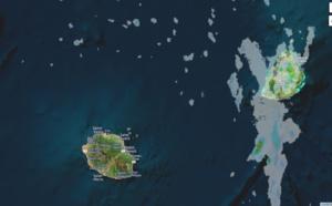 Réunion/Maurice: bonnes averses Samedi. Dégradation probable Dimanche et Lundi