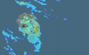 REUNION: 200mm à Saint Philippe, le temps reste très humide sur l'Est et le Sud-Est
