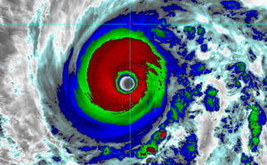 BARBARA(02E) maximum intensity reached was 135knots(almost category 5 US). JMV File included.