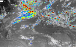 Toujours maussade dimanche sur le Sud-Est, hausse des températures mais localement humide la semaine prochaine