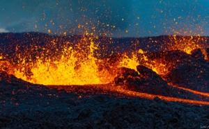 Eruption du volcan du 29 Juillet 2019: superbes photos et vidéos de Loïc Abadie
