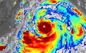 Ouragan/Typhon: Lekima est à présent classé Super Cyclone