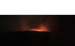 Eruption du Piton de la Fournaise: suivi live