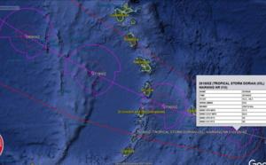 "Cyclone: la Martinique en vigilance Orange car ""Dorian"" s'approche"