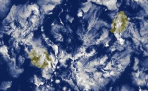 Les nuages d'alizé souvent peu actifs restent nombreux dans notre ciel jeudi et vendredi