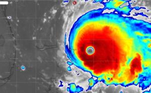 "[VIDEO] Ouragan: ""DORIAN"" classé ""Super cyclone"" va frapper les îles nord des Bahamas la nuit prochaine"