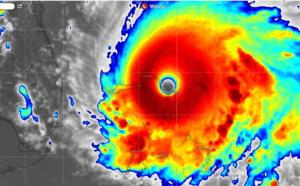 """Ouragan: """"DORIAN"""" catégorie maximale, une rafale de 325km/h mesurée, on craint le chaos aux Bahamas"""
