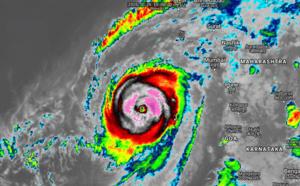 KYARR est déjà le deuxième Super Cyclone de l'année sur l'Océan Indien Nord