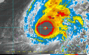 Super Typhoon Halong ,cat 5, is the strongest Western Pacific cyclone in 2019