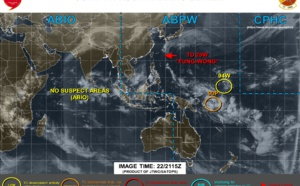 Fung-Wong(28W): Final Warning. Invest 90P: Medium and Invest 94W: Low