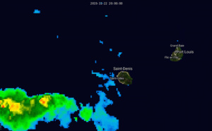 Temps instable, averses orageuses possibles dès ce samedi