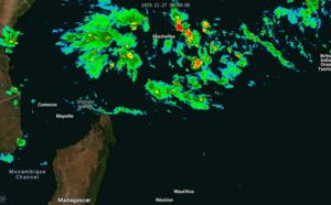 Pas de vent avant samedi, la saison cyclonique pourrait débuter au Nord-Est de Mada dans quelques jours