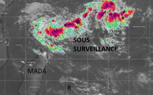 Temps chaud et sec, zone sous surveillance cyclonique loin au Nord des Mascareignes