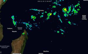 [JTWC]: bulletin d'alerte de formation cyclonique émis par la Navy pour 91S