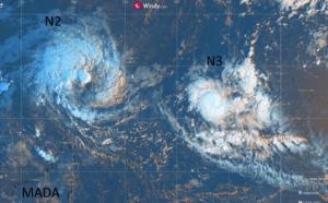 [Météo France] menace cyclonique potentielle pour Mayotte, Comores et Nord Mada en fin de semaine