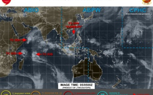 TS KAMMURI(29W), TC PAWAN(06A), TC AMBALI(03S), TC 02S: updates