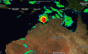 Western Australia: Invest 92S: Tropical Cyclone Formation Alert