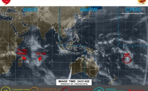 South Pacific: Invest 96P: Tropical Cyclone Formation Alert
