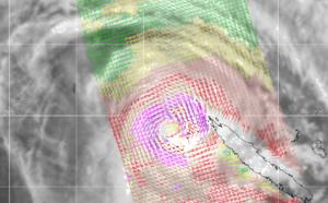 South Pacific: TC 15P(UESI) 70knots cyclone, update at 11/15UTC