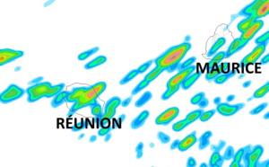 La nuit prochaine: arrivée par le Nord-Est d'un temps instable avec des averses localement modérées. Un risque orageux existe ces prochaines 24heures.