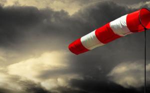 ILES SOEURS: rafale de 93km/h et 81.5mm en 24heures  les 15 et 16 Février 2021