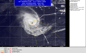 SOUTH INDIAN: 22S(MARIAN) 85knots, slow-moving and gradually weakening next 48hours, 01/15utc update
