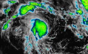 CORAL SEA: 23P(NIRAN) forecast to peak near 70knots/US Category 1 by 72hours, 02/03utc update