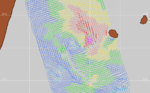 SOUTH INDIAN: Tropical Cyclone Formation Alert issued for Invest 91S(IMAN) tracking to the west of Réunion island
