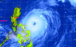 WNP: 02W(SURIGAE) is still a powerful 125knot/typhoon ( CAT 4), short-term re-intensification possible, still slow-moving apprx 600km East of Manila,19/03utc update
