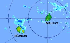 ILES SOEURS: toujours relativement humide à MAURICE, Nord et Est de la RÉUNION sous les eaux! mise à jour 30/04 06h
