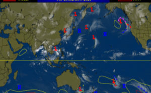 South China Sea: Invest 92W is up-graded to Medium, 11/06utc update