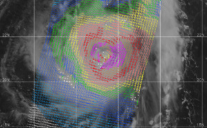 WNP: 06W(CHAMPI) is intensifying, forecast to peak as a  US/CAT 2 Typhoon by 36hours, 25/03utc update