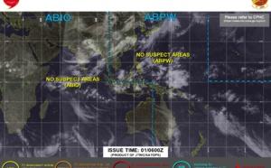 JTWC AOR: no suspect areas// North Atlantic: 05L(ELSA) slowly intensifying// Eastern North Pacific: 05E(ENRIQUE): peak intensity was 80knots, 01/06utc updates