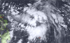 Western North Pacific: Tropical Cyclone Formation Alert issued for Invest 96W, 03/22utc update